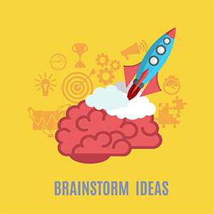Brainstorm ideas