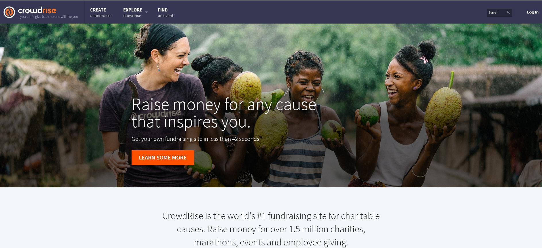 Crowdrise Nonprofit Crowdfunding